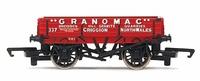 Hornby: 3 Plank Wagon 'Granomac'