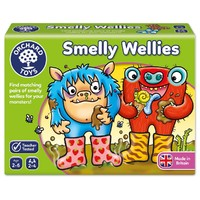 Orchard Toys: Smelly Wellies Game