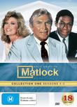 Matlock - Collection 1 (Season 1-3) on DVD