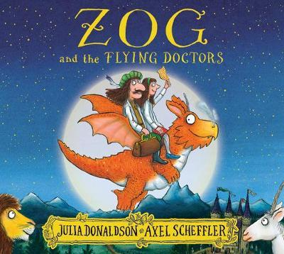 Zog and the Flying Doctors by Julia Donaldson image