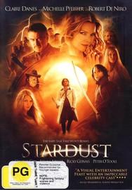 Stardust on DVD image