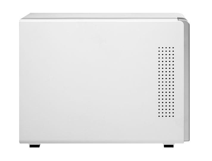 QNAP TS-231P NAS, 2BAY (NO DISK), 1GB, AL-212 DUAL CORE, USB 3.0(3), GbE(2), TWR, 2YR image