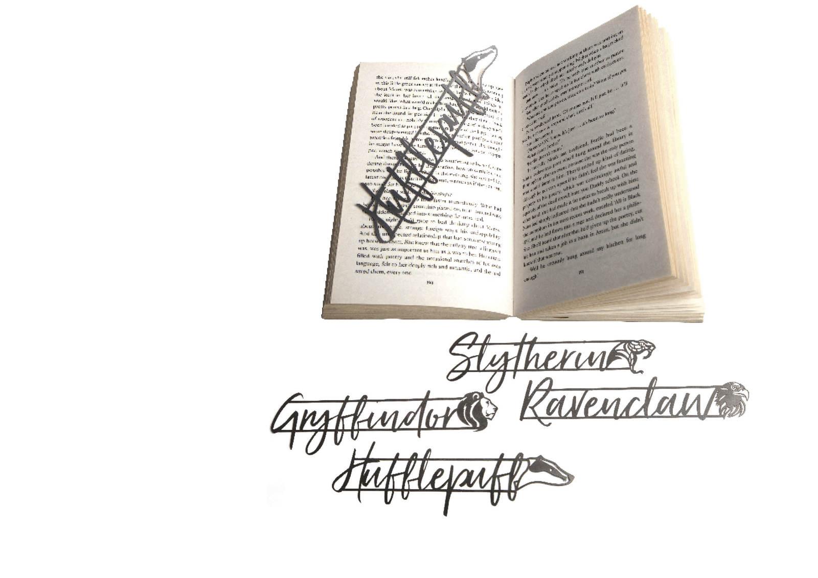 Harry Potter: Hogwarts House Boomark - Hufflepuff image