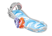 Intex: Surf N Slide - Inflatable Play Center