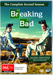 Breaking Bad - The Complete Second Season DVD