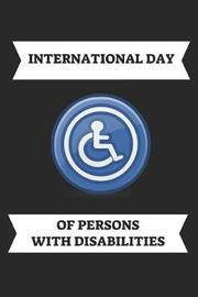 International Day of Persons with Disabilities by Notesgo Notesflow