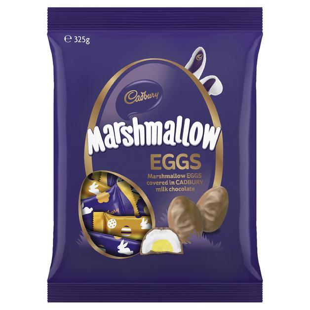 Cadbury Marshmallow Eggs Sharepack 325g