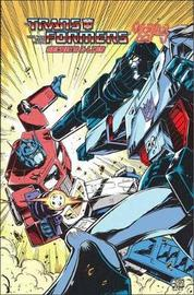 Transformers '84: Secrets and Lies by Simon Furman