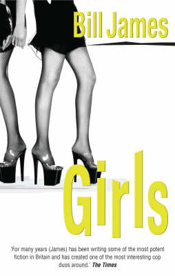 Girls by Bill James image