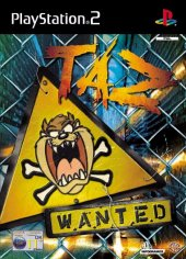 Taz Wanted for PlayStation 2