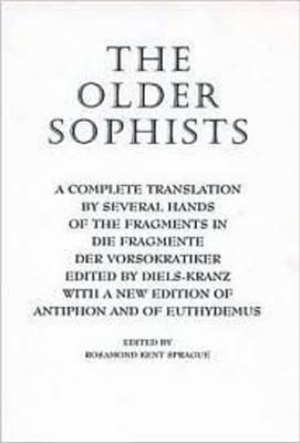The Older Sophists