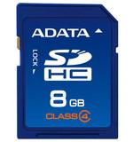 8GB Adata - SDHC Card (Class 4)