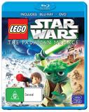 Lego Star Wars: The Padawan Menace on Blu-ray