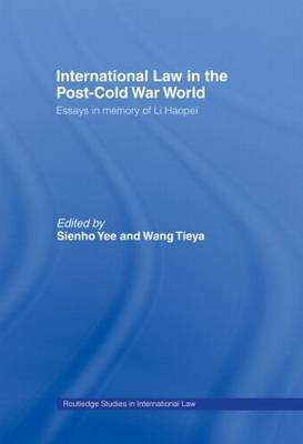 International Law in the Post-Cold War World