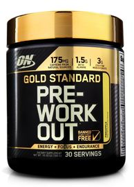 Optimum Nutrition Gold Standard Pre-Workout - Pineapple (300g)