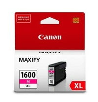 Canon Ink Cartridge - PGI1600XLM (Magenta High Yield)