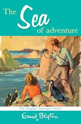 The Sea of Adventure by Enid Blyton image
