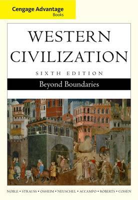 Cengage Advantage Books: Western Civilization by William Cohen image