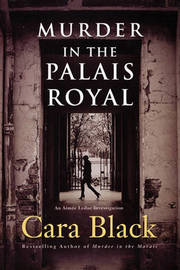 Murder in the Palais Royal by Cara Black image