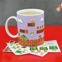 Super Mario Bros. - Build A Level Mug image