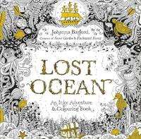 Lost Ocean by Johanna Basford image