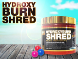 BSC Hydroxyburn SHRED Neuro Thermogenic - Bubblegum (60 Serve)