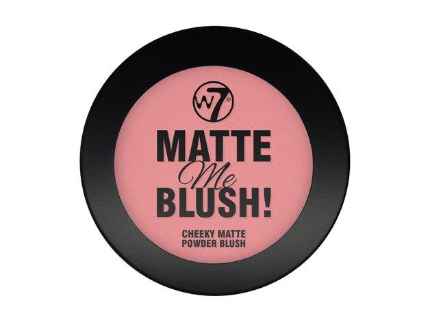 W7 Matte Me Blush (On the Edge)