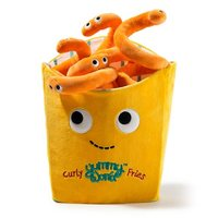 Yummy World: Hurly Curly Fries - Large Plush