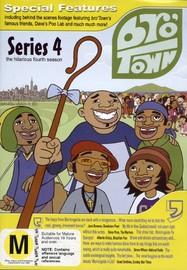 Bro' Town - Series 4 on DVD image