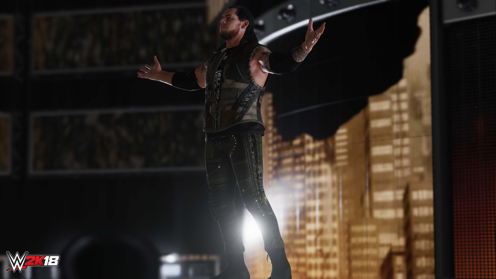 WWE 2K18 for Xbox One image
