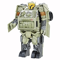 Transformers: The Last Knight: Armour Turbo Changer (Autobot Hound) image