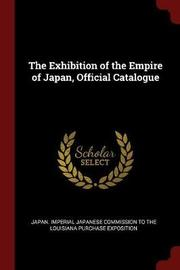 The Exhibition of the Empire of Japan, Official Catalogue image