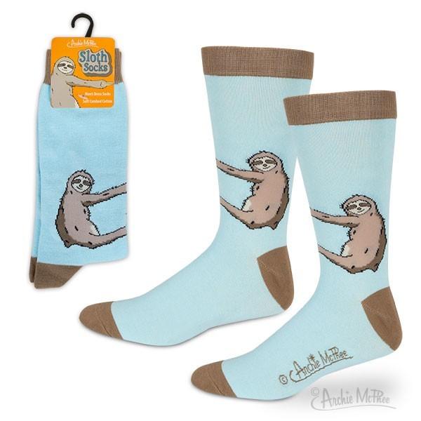 Sloth Socks image