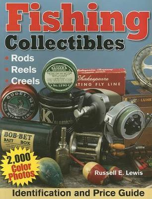 Fishing Collectibles ID and Price Guide by Russell Lewis image