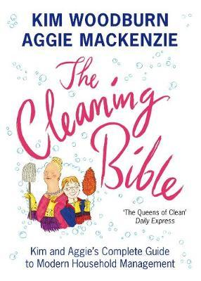 The Cleaning Bible by Aggie MacKenzie image