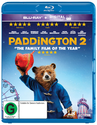 Paddington 2 on Blu-ray