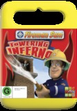 Fireman Sam - Towering Inferno DVD