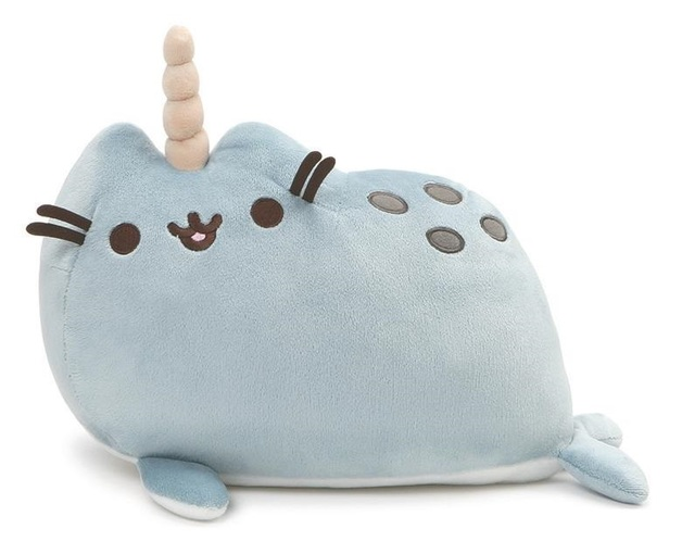 "Pusheen: Narwhal - 13"" Plush"