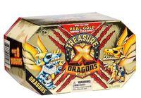 Treasure X - Dragon - Series 2 Collectible Mini-Figure (Blind Box)