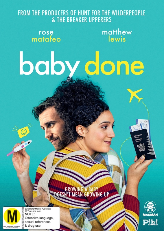 Baby Done on DVD