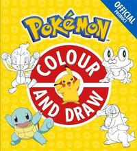 The Official Pokemon Colour and Draw by Pokemon