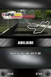 V8 Supercars 3: Create & Race for Nintendo DS image