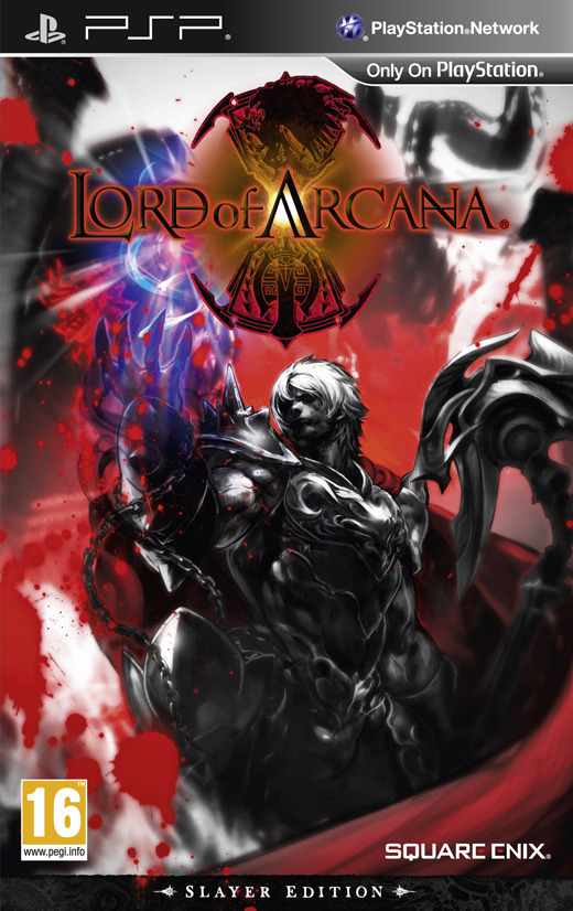 Lord of Arcana (Essentials) for PSP image