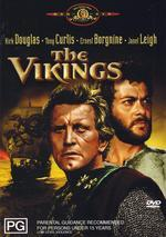 The Vikings on DVD
