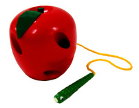Fun Factory - Lacing Apple