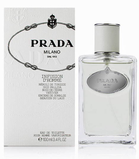 7cb2bc2f Buy Prada Infusion d'Homme at Mighty Ape NZ
