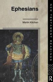 Ephesians by Canon Martin Kitchen image