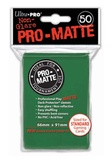 Ultra Pro: Pro-Matte Deck Protector Sleeves - Green