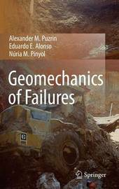 Geomechanics of Failures by Alexander M Puzrin image
