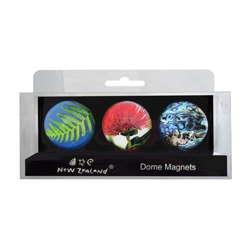 NZ Magnet Dome Set (3pc)